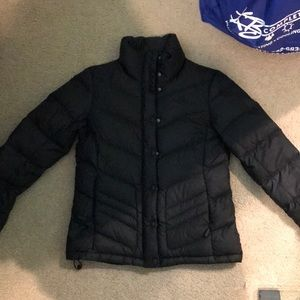 Small down North a face coat